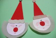 Ed ecco dei fantastici Babbi natalini!