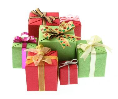 Impacchettare i regali..non è mica facile!!