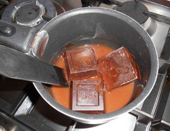 roselline cioccolato