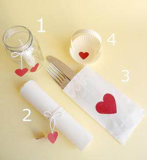 Cena romantica idee la fabbrica delle meraviglie - Idee cena romantica a casa ...