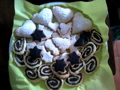 biscotti fatti in casa gnam