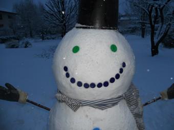 Pupazzi di neve!!!!