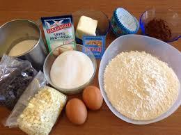 muffin ingredienti