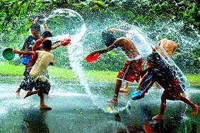 Giochi d'acqua!