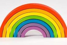 Oggi parliamo di..arcobaleno!